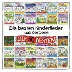 Die besten Kinderlieder aus der Serie DIE 30 BESTEN, 1 Audio-CD