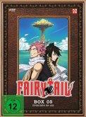 Fairy Tail - Box 5, Episoden 99-124 (4 Discs)