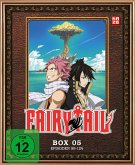Fairy Tail - Box 5, Episoden 99-124 (3 Discs)
