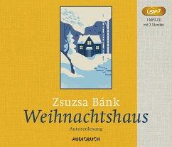 Weihnachtshaus, 1 MP3-CD - Bánk, Zsuzsa