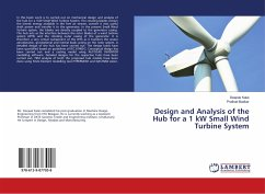 Design and Analysis of the Hub for a 1 kW Small...