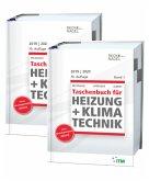 Recknagel - Taschenbuch für Heizung und Klimatechnik 2019/2020 - Premiumversion, m. CD-ROM, 2 Bde.
