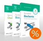 Survival-Kit Set Biochemie, Biologie und Chemie