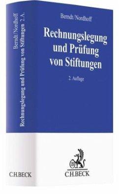 Rechnungslegung und Prüfung von Stiftungen - Berndt, Reinhard; Nordhoff, Frank