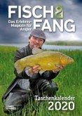 Fisch & Fang Taschenkalender 2020