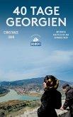 DuMont Reiseabenteuer 40 Tage Georgien (eBook, ePUB)