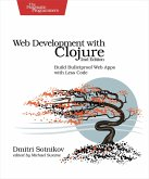 Web Development with Clojure (eBook, ePUB)