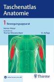 Taschenatlas Anatomie, Band 1: Bewegungsapparat (eBook, PDF)