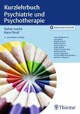 Kurzlehrbuch Psychiatrie und Psychotherapie (eBook, PDF)