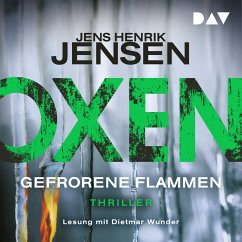 Gefrorene Flammen / Oxen Bd.3 (MP3-Download) - Jensen, Jens Henrik