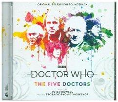 Doctor Who-The Five Doctors - Ost-Original Soundtrack Tv