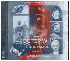 Doctor Who-The Invasion - Ost-Original Soundtrack Tv