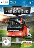Fernbus Simulation: Fussball Mannschaftsbus (Add-on)