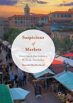 Suspicions of Markets - Rutherford, Donald