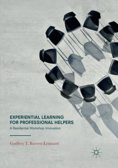 Experiential Learning for Professional Helpers - Barrett-Lennard, Godfrey T.