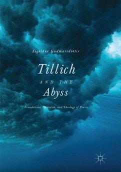 Tillich and the Abyss - Gudmarsdottir, Sigridur