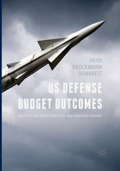 US Defense Budget Outcomes - Demarest, Heidi Brockmann