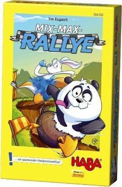Mix-Max-Rallye (Kinderspiel)