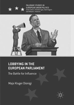 Lobbying in the European Parliament - Kluger Dionigi, Maja