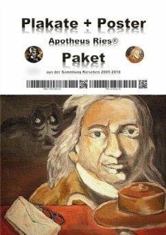 Plakate + Poster von Apotheus Ries® - Marc, Oda