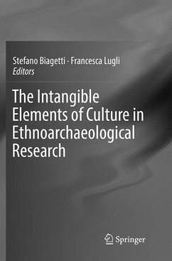 The Intangible Elements of Culture in Ethnoarchaeological Research