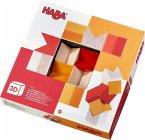 HABA 304409 - 3D-Legespiel Rubius, Zuordnungsspiel, kreativ Legen und Bauen