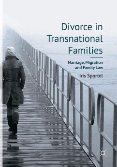 Divorce in Transnational Families - Sportel, Iris