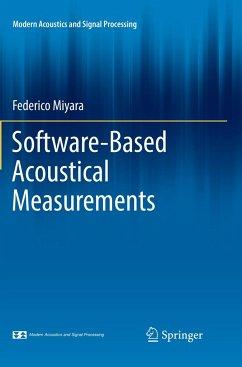 Software-Based Acoustical Measurements - Miyara, Federico