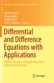 Differential and Difference Equations with Applications