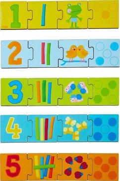 Zuordnungsspiel Zahlen (Kinderspiel)
