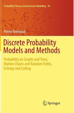 Discrete Probability Models and Methods - Brémaud, Pierre