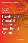 Filtering and Control of Stochastic Jump Hybrid Systems