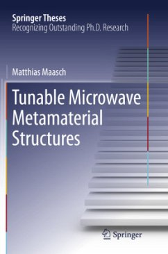 Tunable Microwave Metamaterial Structures - Maasch, Matthias