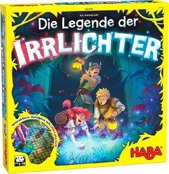 Die Legende der Irrlichter (Kinderspiel)