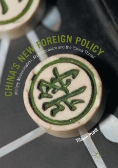 China's New Foreign Policy - Pradt, Tilman