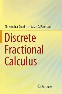 Discrete Fractional Calculus - Goodrich, Christopher;Peterson, Allan C.
