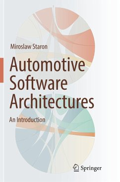 Automotive Software Architectures - Staron, Miroslaw