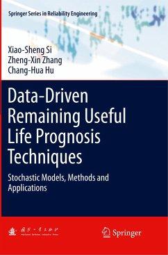 Data-Driven Remaining Useful Life Prognosis Techniques