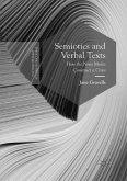 Semiotics and Verbal Texts
