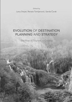 Evolution of Destination Planning and Strategy