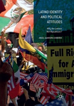 Latino Identity and Political Attitudes - Saavedra Cisneros, Angel