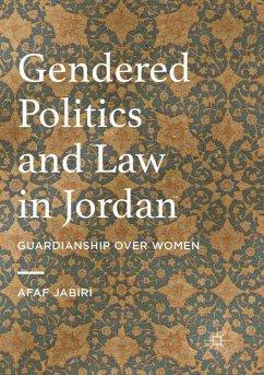 Gendered Politics and Law in Jordan - Jabiri, Afaf