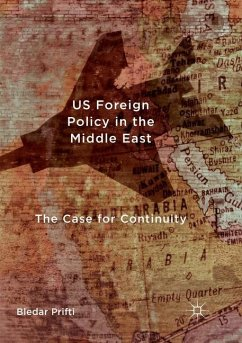 US Foreign Policy in the Middle East - Prifti, Bledar