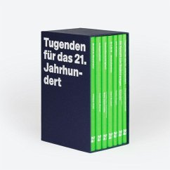 Tugenden für das 21. Jahrhundert. Box mit sieben Hardcovern