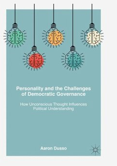 Personality and the Challenges of Democratic Governance - Dusso, Aaron