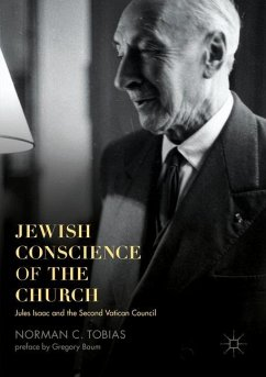 Jewish Conscience of the Church - Tobias, Norman C.