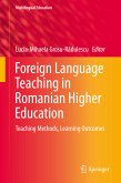 Foreign Language Teaching in Romanian Higher Education (eBook, PDF)