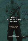 Violent Non-State Actors in Africa