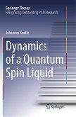 Dynamics of a Quantum Spin Liquid