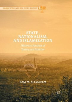 State, Nationalism, and Islamization - Ali Saleem, Raja M.